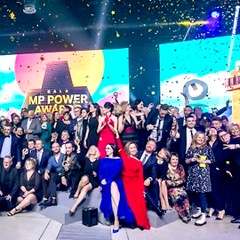 Gala Meeting Planner Power Awards